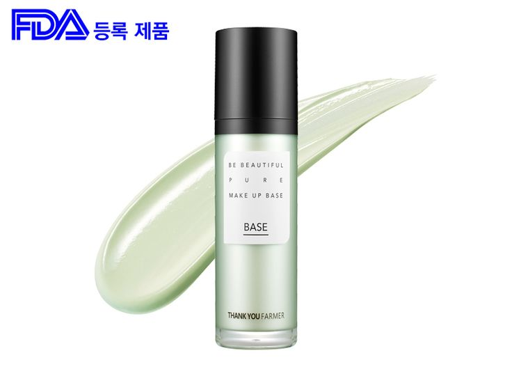 Be Beautiful Pure Make Up Base —  THANK YOU FARMER
