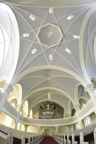 Kauhavan kirkko.