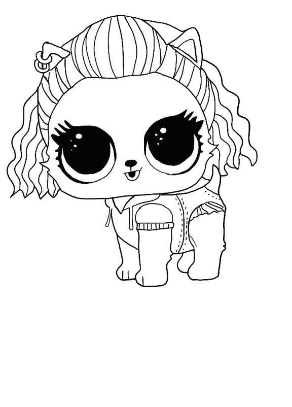 Lol Surprise Winter Disco Sleigh Babe Cartoon Coloring Pages Cute Coloring Pages Love Coloring Pages