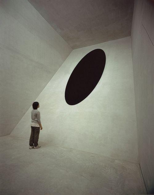 Anish Kapoor - The Origin of the Universe, 2004