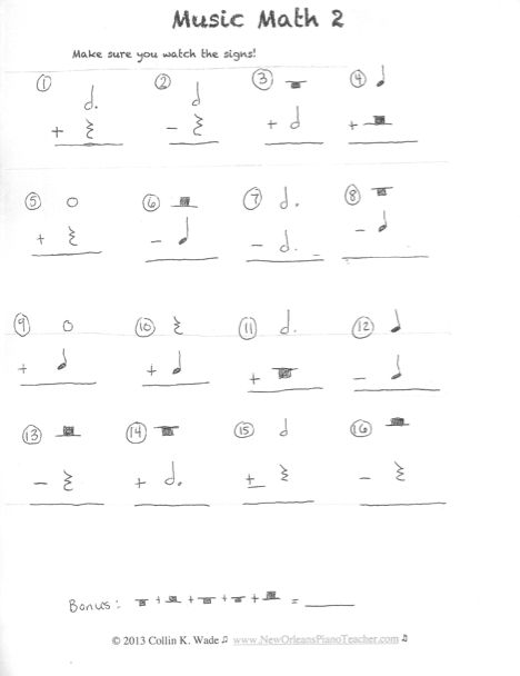 Music Notes Worksheets For Kids You Can Download The Pdf