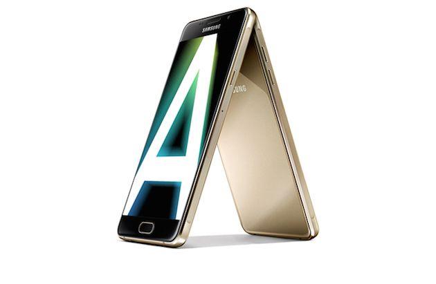 Galaxy A5 & A3