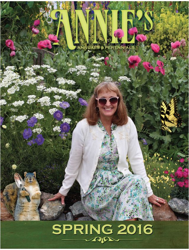 Find out how you can get a free Annie's Annuals plant catalog mailed to you.