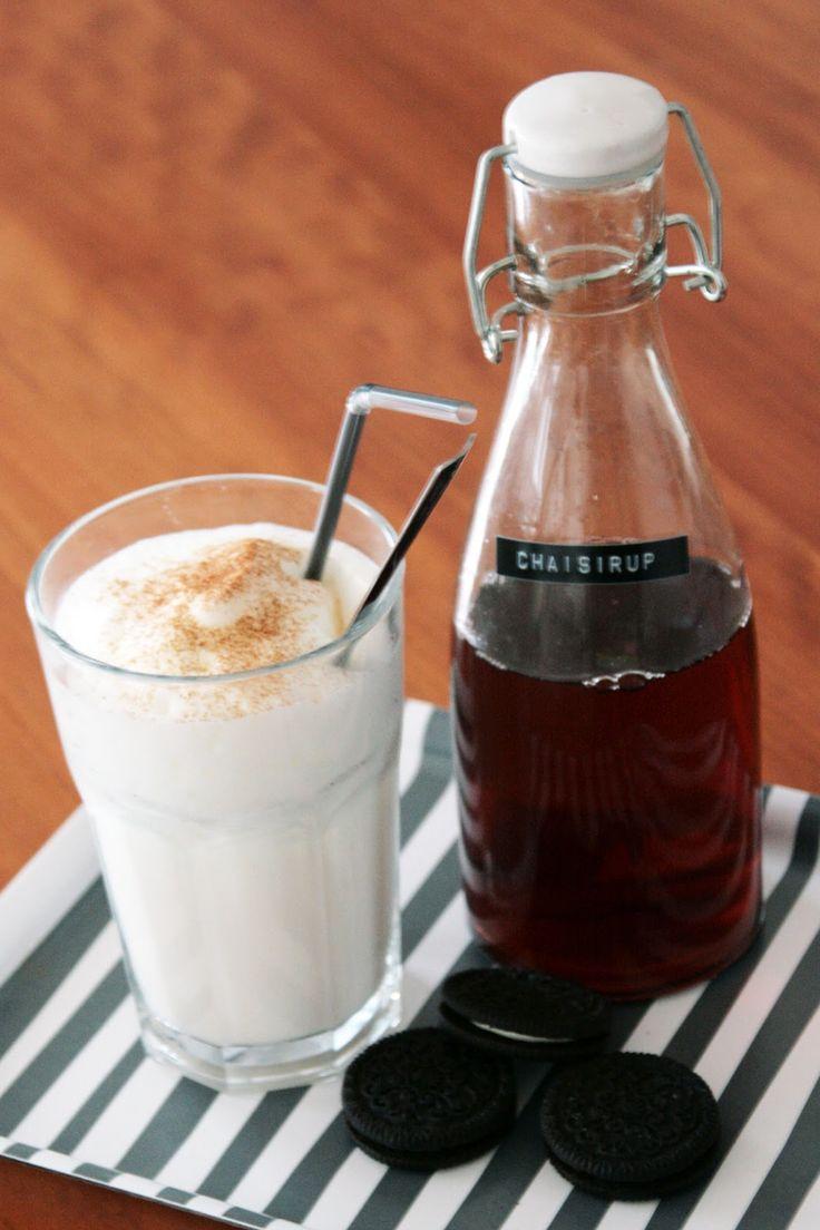 I  love it! Schon lange habe ich nach einem Rezept, für eine Chai-Latte, gesucht, dass meinem Lieblingsgetränk aus dem Starbucks nahe kom...