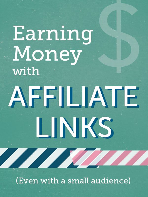 Earning Money with Affiliate Links (even with a small audience) from Blog Clarity
