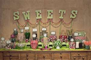 Image Detail for - ... wedding,sonoma wedding,candy display,candy table,candy buffet,dessert