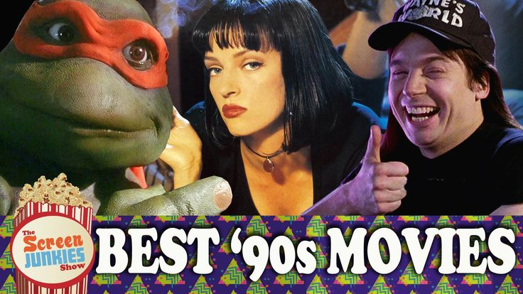 Screen Junkies, the Cast of 'Surviving Jack,' and Actor Nick Mundy Share Some of Their Favorite Movies From the 90s
