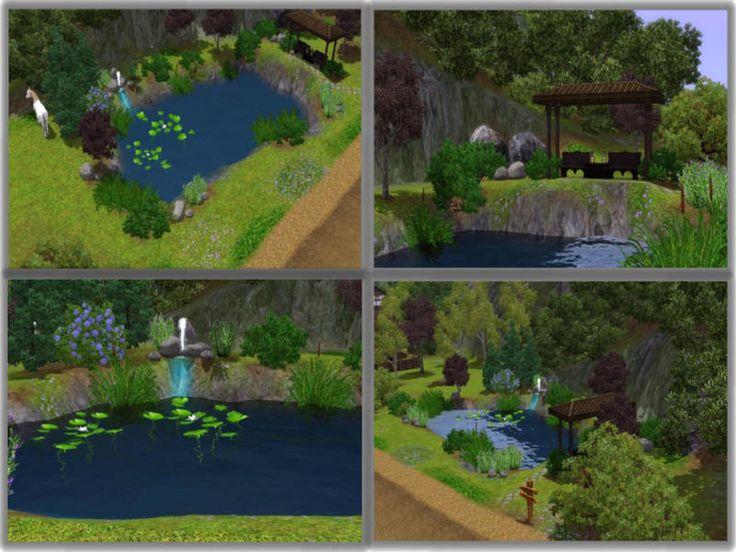 JCIssette's Glen Pond