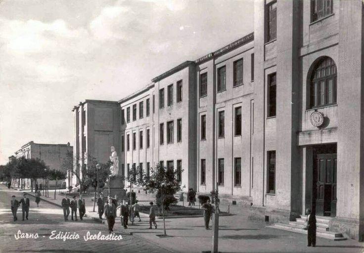 Scuola  elementare de' Amicis Sarno