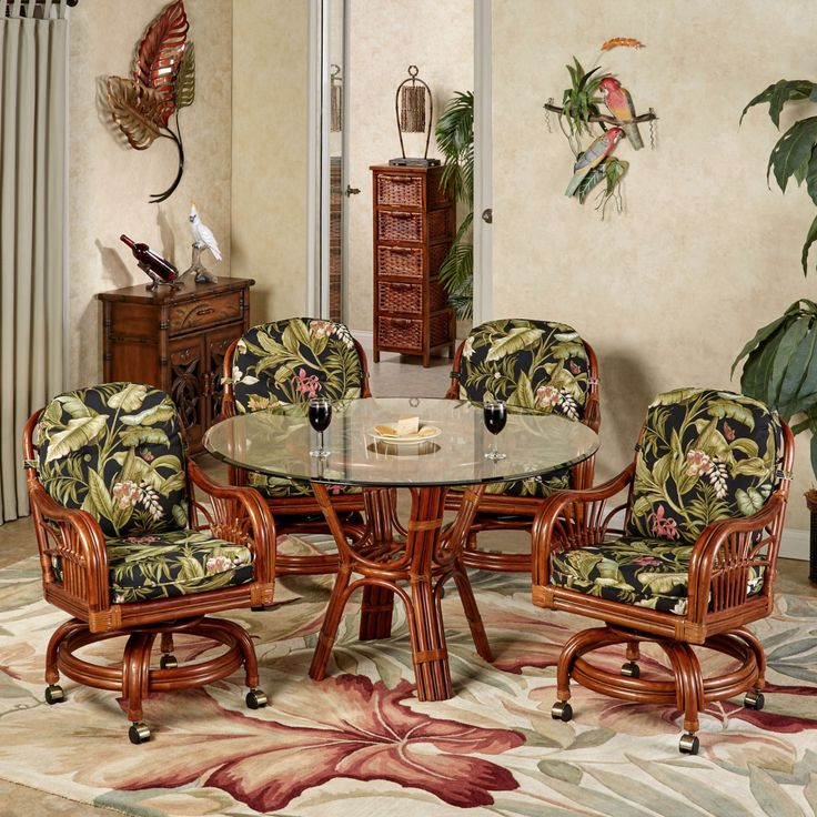 55+ Tropical Dining Chairs - Diy Modern Furniture Check more at http://www.ezeebreathe.com/tropical-dining-chairs/