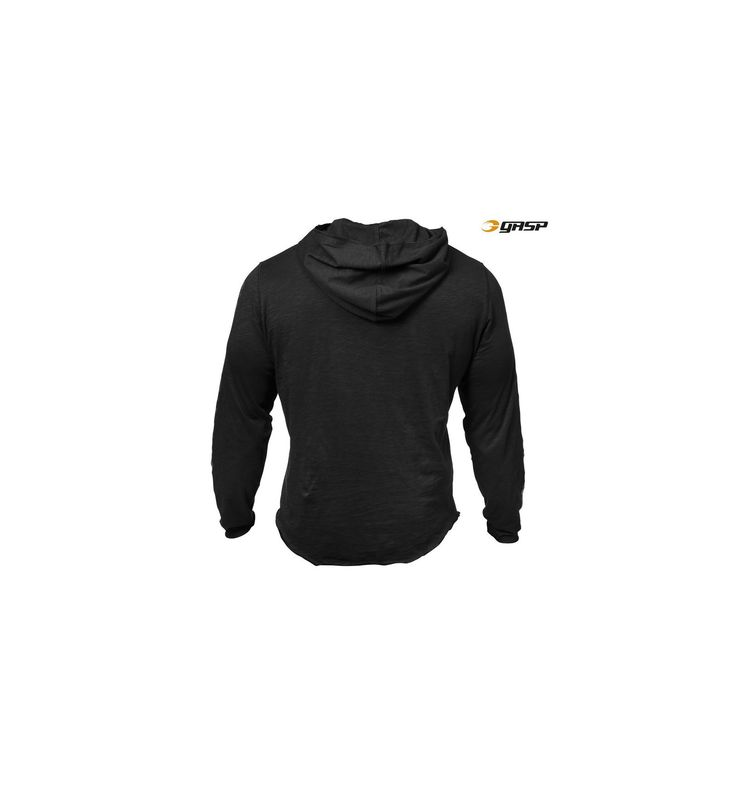 $26.00 OFF - #GASP NO COMPROMISE BLACK #HOODIE #Gym #Apparel #Canada #loosefit #discount price