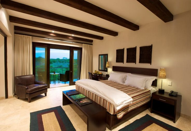 Kapama River Lodge - Bedroom
