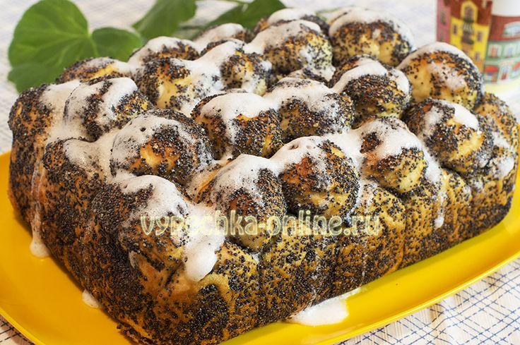 Сдобный хлеб с маком http://vypechka-online.ru/hleb/sdobnyj-hleb-s-makom/ P.S.: задавайте вопросы и делитесь впечатлениями в комментариях на сайте! #Хлеб #Мак #Сдоба #Вкусняшка #Рецепты #Выпечка #ВыпечкаОнлайн #Bread #Mac #Yummy #Recipes #Baking #CakesOnline