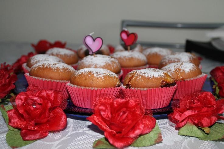 muffin  romantici X San Valentino 2013  http://feliciacotulbea69.blogspot.it/