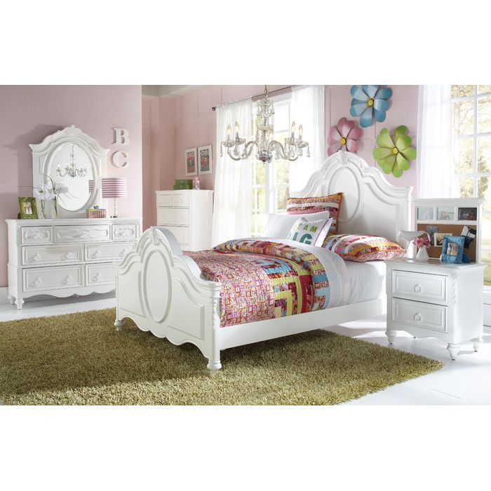 You'll love the Korabella Panel Customizable Bedroom Set at Wayfair - Great Deals on all Baby & Kids  products with Free Shipping on most stuff, even the big stuff.