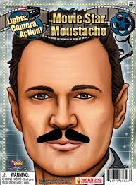 Image result for male character makeup moustache
