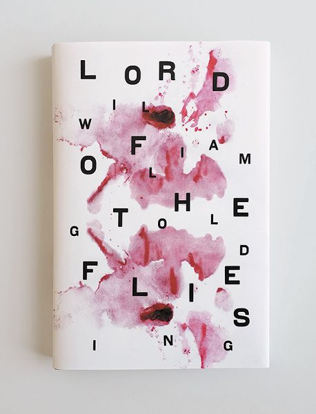 Book Cover Designs - Lord of the Flies - William Golding - jason booher