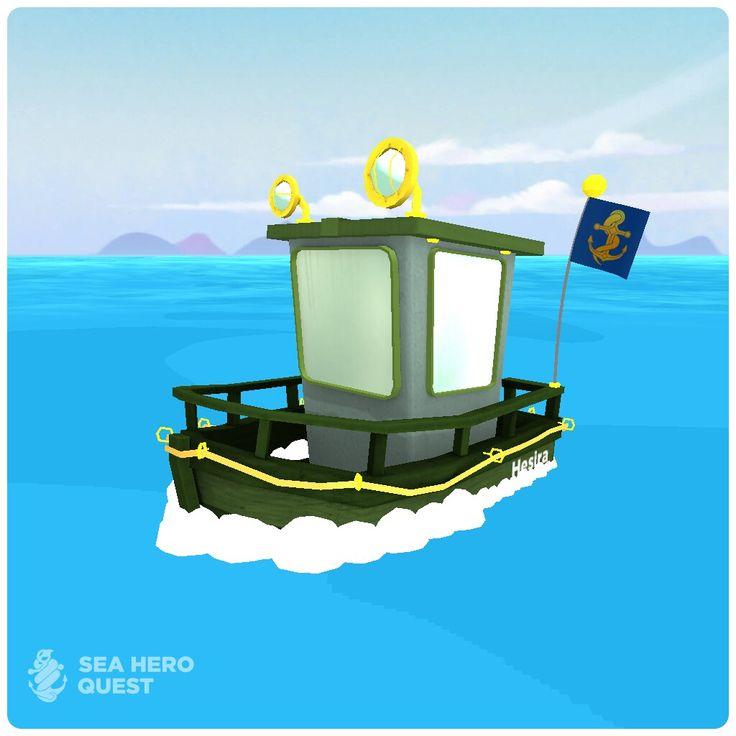 Sea Hero Quest für die Forschung!