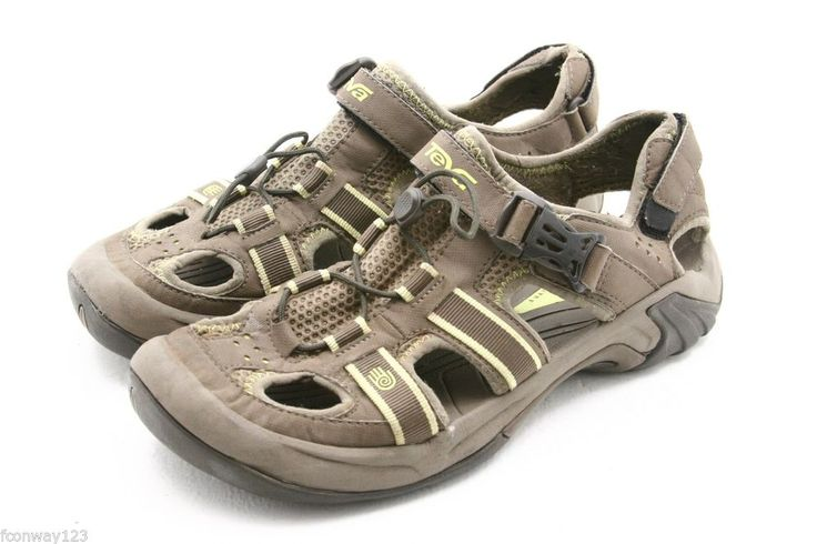 TEVA womens sandals Size 9 Butano river water sport shoes spider rubber #Teva #SportSandals