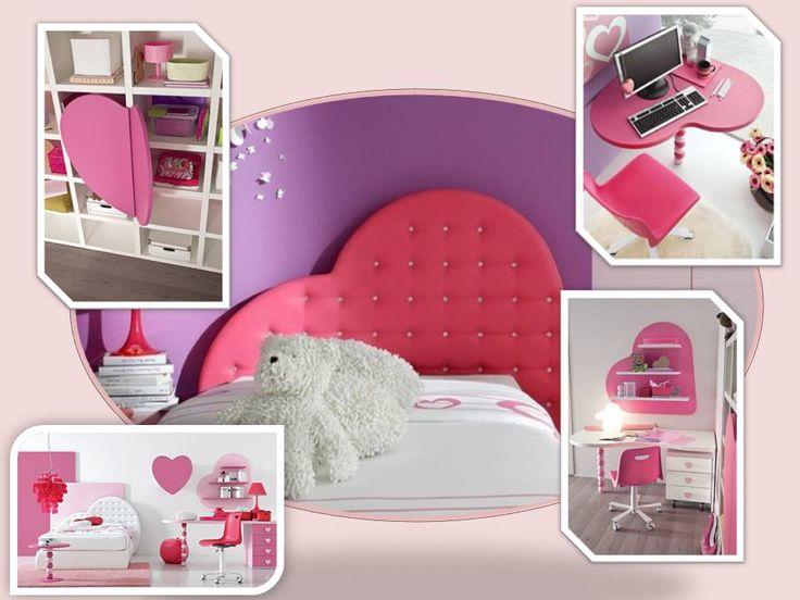 Camerette fabbrica ~ 51 best cameretta cuore principessa images on pinterest beige