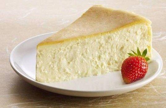 Bester Cheesecake / Käsekuchen der Welt