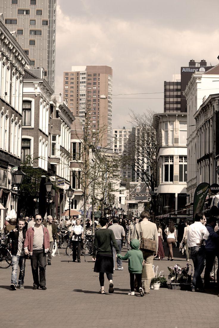 Oude Binnenweg, Rotterdam, Photographer: Lutfi Uzun