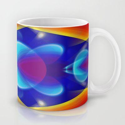 Planet Something Mug by Sara PixelPixie - $15.00