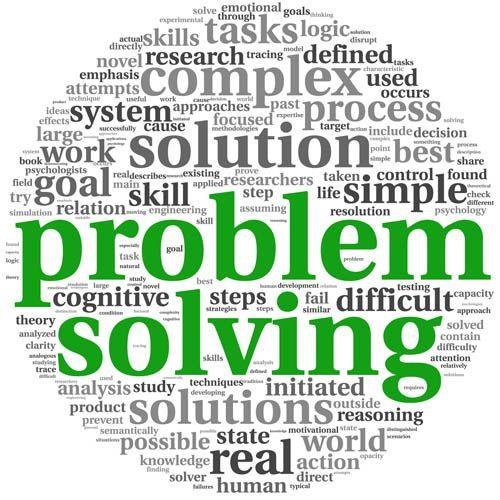 Problem Solving: non tutti i problemi affiorano per nuocere!