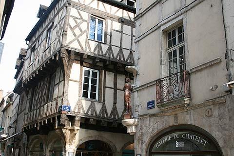 Chalone sur Saone France