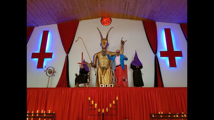 PACT WITH LUCIFER to have money and fame in return