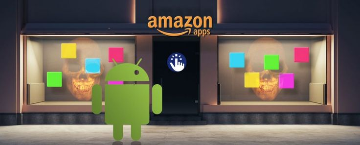Why the Amazon App Store Is an Android Security Threat #Android #Security #Amazon #music #headphones #headphones