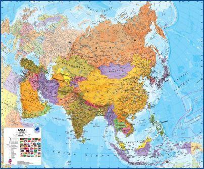 *-* Mapy sveta