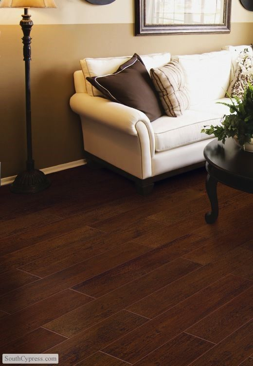 Ceramic Tile Wood Flooring. I want this floor. -Home Decor