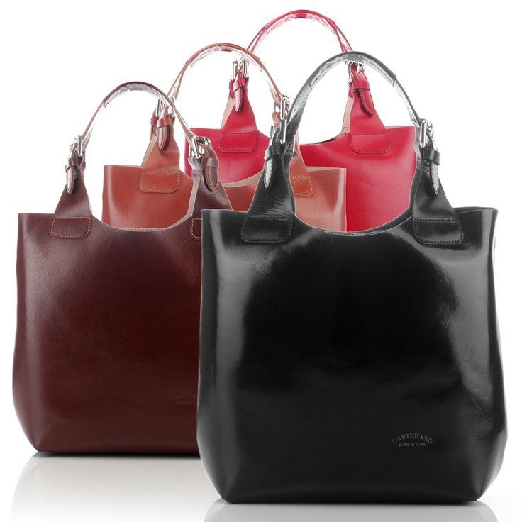 #leatherbag #torbaskorzana #włoskietorebki,