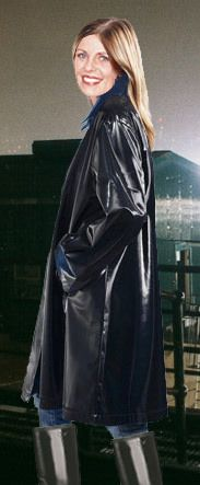 https://flic.kr/p/ssrVm7   __hr_Rainy+Night   Rainy night in black reversible rubber raincoat
