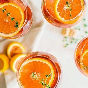 We have last minute availability for Melbourne cup lunch today ... come and enjoy our Thyme infused Aperol spritz in an elegant historic arcade!