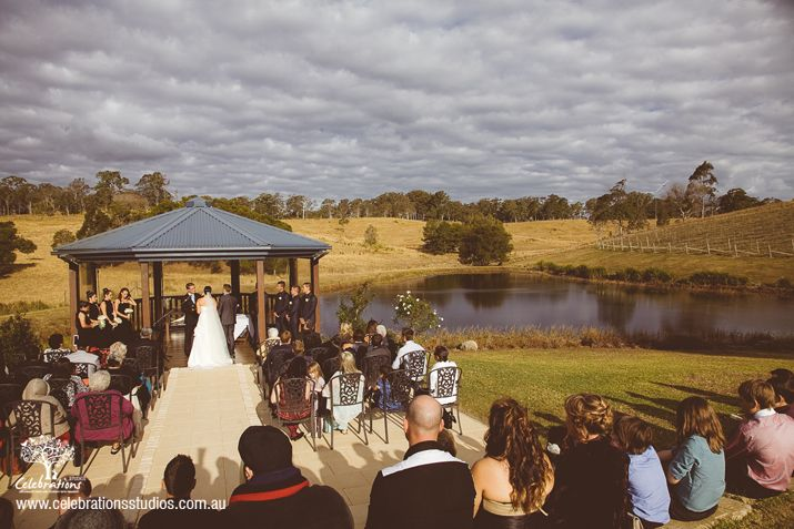 Ocean View Estates Winery & Restaurant - Perfect Ceremony Location only 45 minutes North East of Brisbane, QLD.