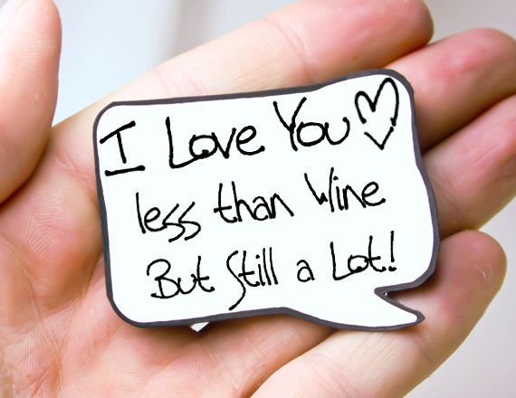 ..: Wine Humor, Wine Quotes, Funny Magnets, Anniversaries Gifts, Valentines Day, Wine Lovers, Funny Wine, Wine Glasses, Cat Lovers