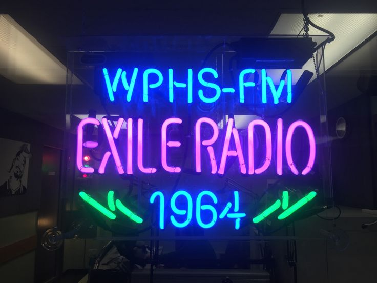 Exile radio is ran by Warren Consolidated Students out of Warren, Michigan