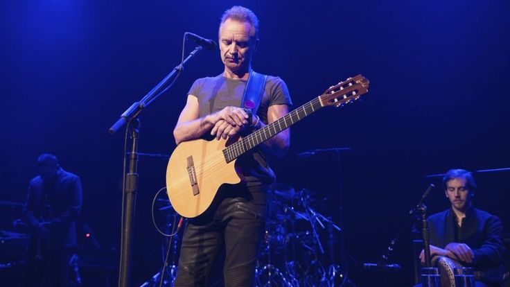 The iconic Bataclan theatre reopens with a Sting concert, a year after the Paris massacre.