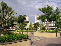 David, Panama Parco Cervantes