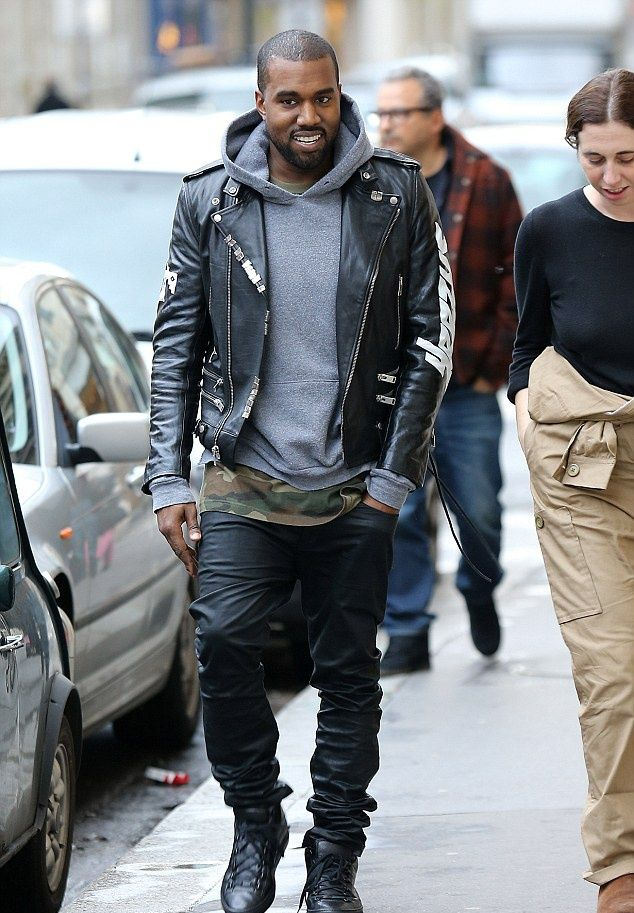 The Most Stylish Celebrities of 2014 (So Far) - 2. Kanye West