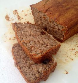 Mixing it up with Thermomix!!: Gluten Free Dairy Free Banana Date loaf