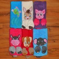 3D Towels(5x7) | All Sew Crafty