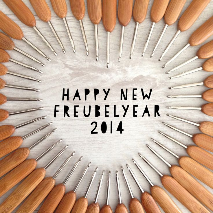 Happy New FreubelYear! :-)