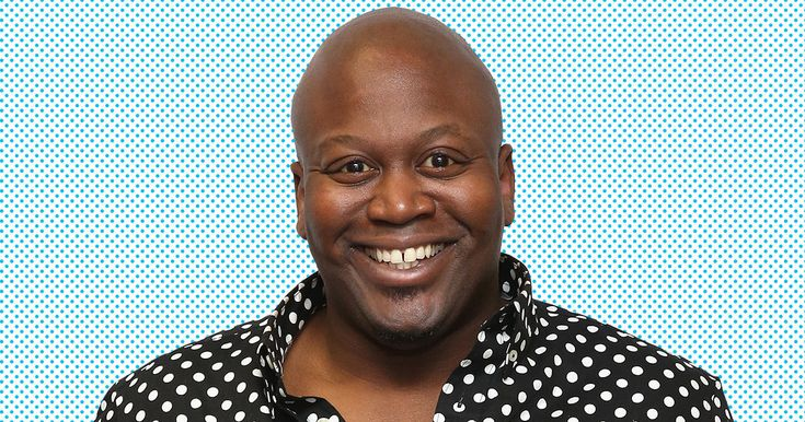 """We find him becoming more and more human."" - Unbreakable Kimmy Schmidt's Tituss Burgess on His Love Story, the Geisha Plot, and How Titus Represents Oppression in America"