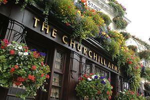 churchill arms