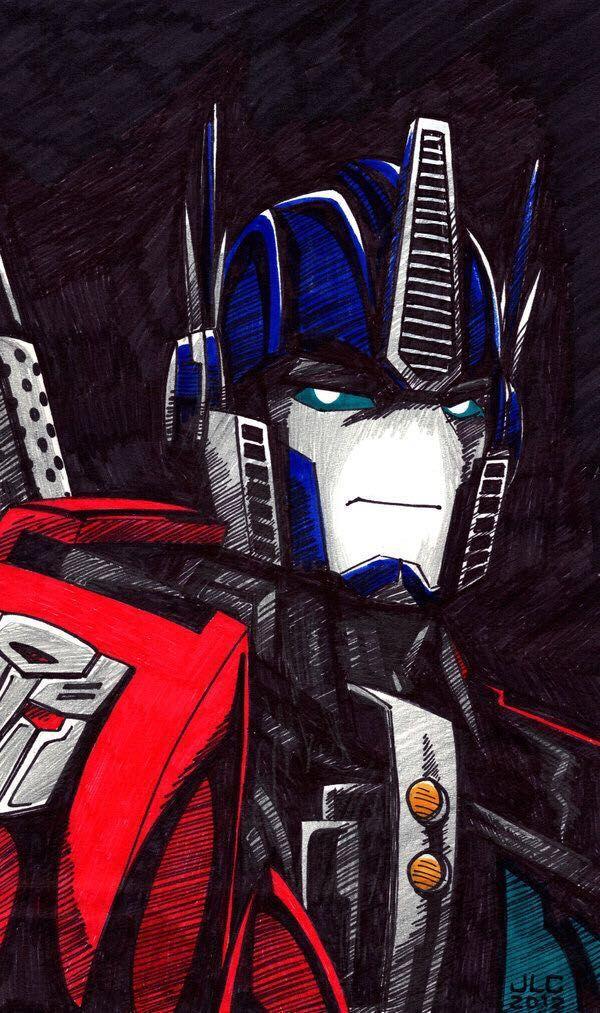 Optimus Prime x Oc | ❤️️Optimus Prime❤ | Transformers optimus