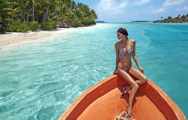Zimmermann #bikini #beach