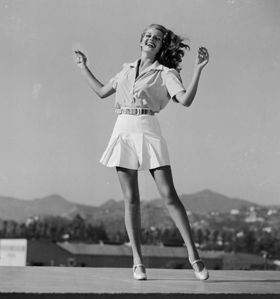 edie new york, so vibrant and fresh, luv it!! Scandals of Classic Hollywood: Rita Hayworth, Tragic Princess | The Hairpin